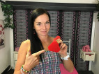Dominika a Fun Factory Bouncer