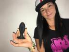 Dominika a Anální kolík Gaper