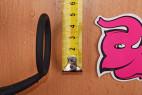 Anální kolík s kroužkem Ring & Plug – měříme