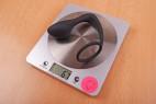 Anální kolík s kroužkem Ring & Plug – na váze