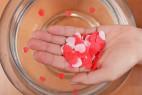 Mýdlové konfety Little Hearts – testujeme