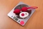 Vibrační kuličky Love Balls – váha s ovladačem 107 g