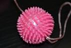 Venušiny kuličky ježek růžová