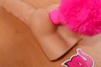Anální kolík Pinky Bunny- použití