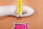 Satisfyer Pro G-Spot Rabbit – šířka rukojeti