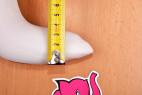 Satisfyer Pro Plus Vibration měříme průměr spodní části