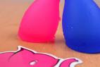 Menstruační kalíšky Fun Cup detailní záběr