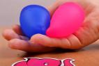Menstruační kalíšky Fun Cup v dlani