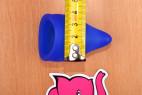 Menstruační kalíšky Fun Cup – měříme šířku kalíšku