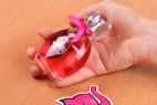 Parfém Obsessive Spicy – focení v ruce v prodejně Růžový Slon Havířov