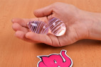 Vajíčka Pure Glass – fotíme vajíčka v ruce
