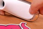 Satisfyer Pro Traveler, detailní záběr tlačítek