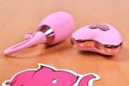 Vibrační vajíčko Pink Love,  na stole