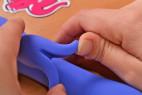 Rotační vibrátor Dream Bunny, obhebnost křidélek výběžku na klitoris