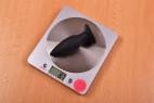 Vibrační anální kolík Smooth Fantasy, na váze