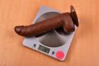 Silikonový vibrátor G-Touch, na váze