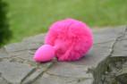Anální kolík Pinky Bunny – v přírodě