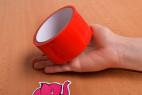 Bondážní páska Rouge – focení v prodejně Růžový Slon Havířov