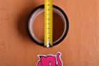 Bondážní páska Noir – měříme průměr pásky