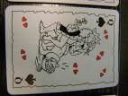 Žert. hrací karty kamasutra