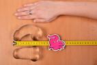 Forma Cooker Cock – měříme délku formy