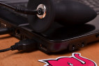 Vibrační anální kolík Smooth Fantasy – velký, nabíjení
