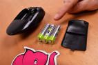 Vagina Big Bang Pussy – ovladač a 3 tužkové baterie