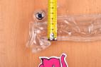 Návlek na penis Vibro Man – měříme šířku návleku