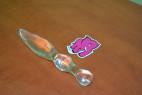 Dildo akrylát 19 cm