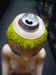 Nafukovací slečna s držákem na pivo
