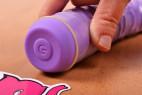 Beppy kondomy – nasazený kondom na vibrátoru