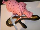 LELO Soraya vibrátor s výběžkem, rozměry