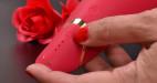 Womanizer Premium podtlakový vibrátor, ovládání