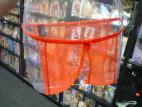 Prádlo ženy kalhotky červené S-L