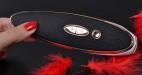 Satisfyer Luxury podtlakový vibrátor, černý