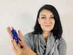 Vibrační vajíčko pro elektrosex Midnight Dream, Karin