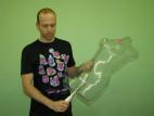 Vibrátor Anténa 36 cm