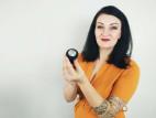 Vibrační anální kolík Diamond Vibe, Karin