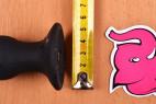 Vibrační anální kolík Smooth Fantasy, malá velikost
