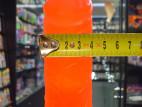 Vibrátor  gelový oranžový boule 21*4.5 cm