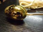 Vibrační vajíčko zlaté
