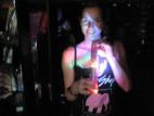 Perličkový vibrátor Fireshow - rotuje