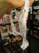 Kalhotky  dámské, bílé, se srdíčkem