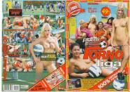 DVD Pornoliga - české porno