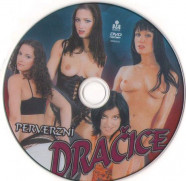 DVD Dračice - české porno
