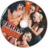 DVD Černá vdova - české porno