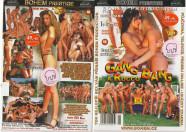 DVD Gang Bang a Rocco