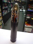 Vibrátor stříbrný plast 20*3 cm