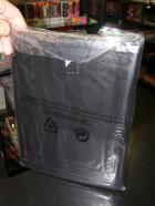 Prostěradlo PVC 200 x 230cm černé