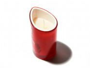 Masážní svíčka Swede Teasing červená